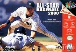All-Star Baseball 2000 (USA) Box Scan